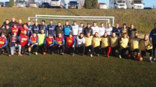 Vánoční turnaj trenérských týmů v TCM