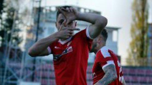 VIDEO: Rád slavím góly, smál se střelec vítězné branky Krejčí