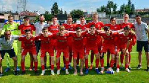 U19: Zbrojovka veze bod ze Zlína