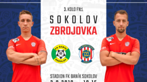 VIDEO: Sestřih vítězného utkání v Sokolově!