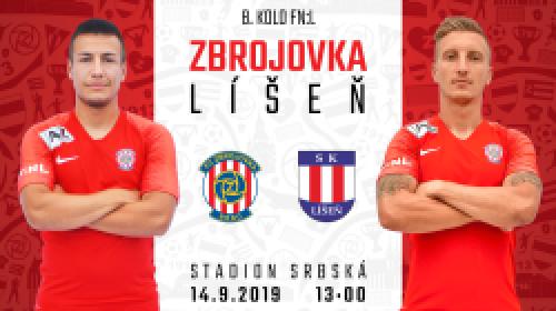 Brněnské derby pro Zbrojovku, výhru trefili Pázler s Magerou