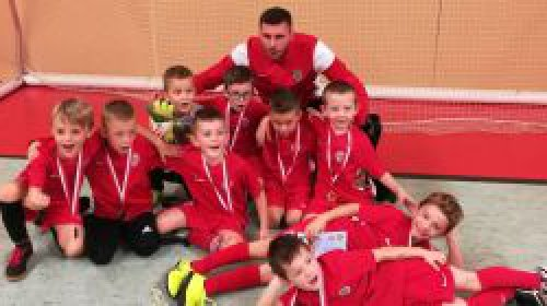U7: Zbrojovka zvítězila na turnaji v Němčicích