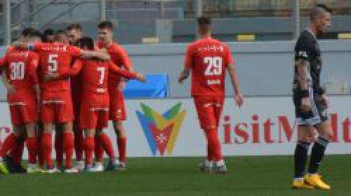 Zbrojovka otočila utkání s Baníkem a na Maltě znovu postoupila do finále