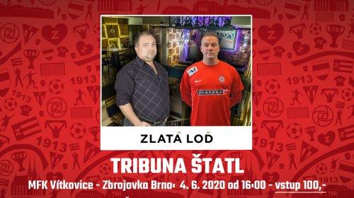 Na Tribuně Štatl můžete sledovat i duel ve Vítkovicích!