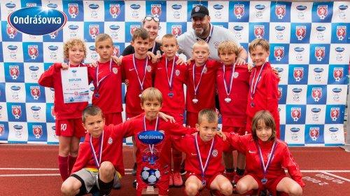 Ondrášovka Cup - Zbrojovka obsadila celkovou druhou příčku!