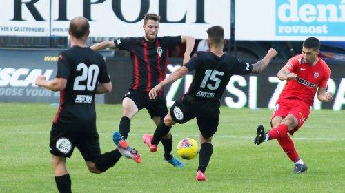 Na premiérový gól potřeboval Martin Sedlák jen dvě minuty