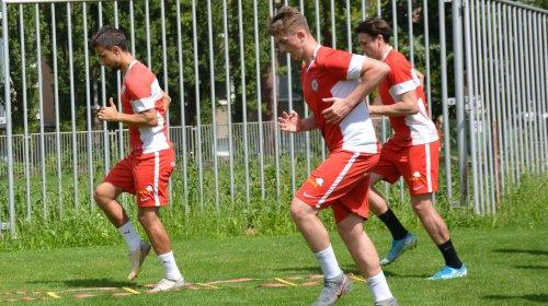 Béčko čeká první soutěžní zápas na hřišti Břeclavi