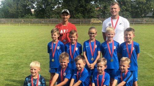 U9: Zbrojovka zvítězila na turnaji ve Vnorovech