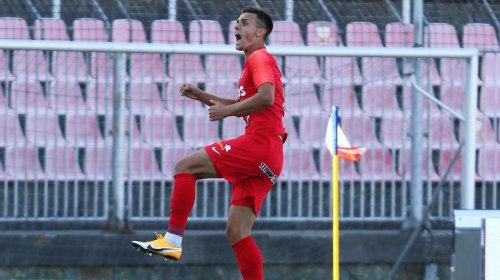 Antonín Růsek byl nominován do reprezentace U21