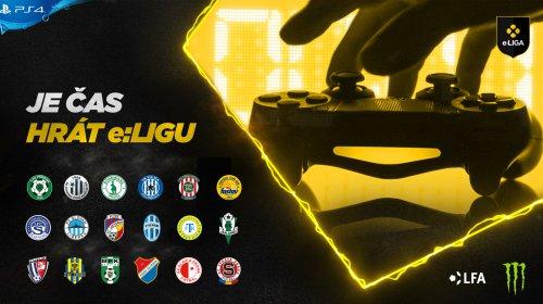 Největší akce FIFA komunity pod hlavičkou LFA i v této sezóně! Registrace do e:LIGY odstartovaly