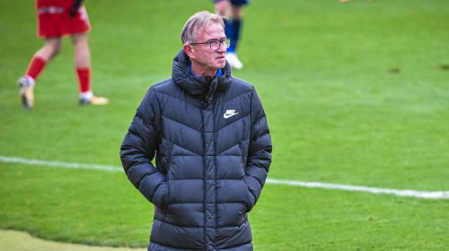 Trenér Machálek po utkání s Pardubicemi