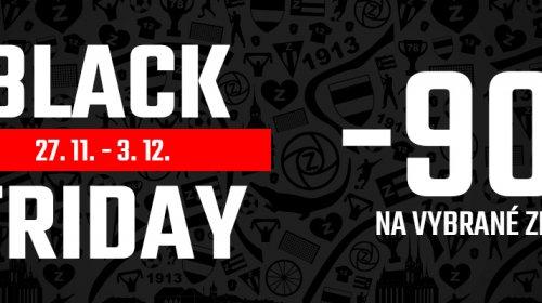 Black Friday ve zbrojováckém Fanshopu!