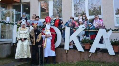 VIDEO: Zbrojovácký Mikuláš navštívil dětské domovy!