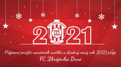 Příjemné prožití svátků a šťastný nový rok 2021!