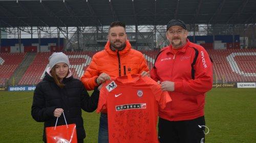 Hrajeme pro Aleše! Zbrojovka se zapojila do akce na podporu mladého fotbalisty FK Valtice