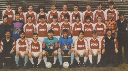 Z HISTORIE: Návrat do ligy v roce 1992