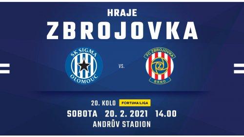 V sobotu se představíme v Olomouci!