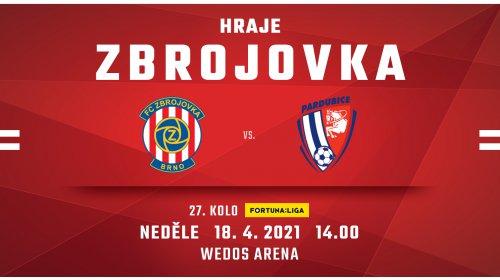 V neděli hostíme Pardubice!