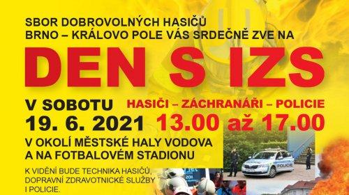 V sobotu proběhne na stadionu Den s Integrovaným záchranným systémem
