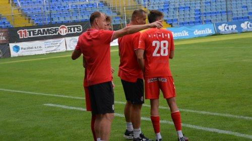 Trenér Dostálek po utkání s Táborskem