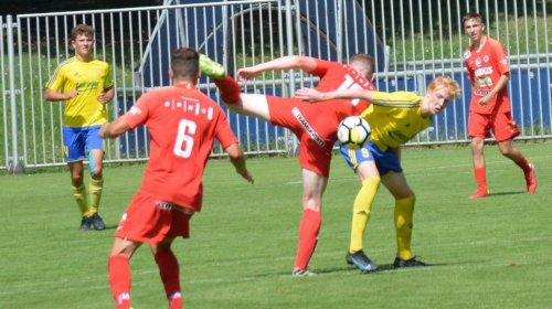 U19: Dorostenci remizovali se Zlínem