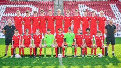 U15: Sedm gólů a výhra v Jihlavě