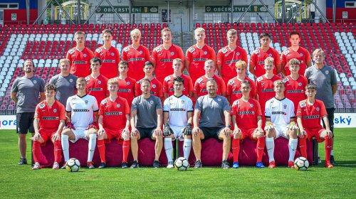 U17: Šest gólů a výhra s Mladou Boleslaví