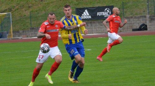 MOL CUP: Ve Varnsdorfu prohráváme v prodloužení
