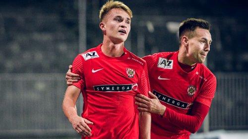 VIDEO: Za gól jsem rád, ale převažuje zklamání, řekl debutant Rogožan