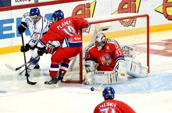 c4cb30d4c1714 Fantastická tečka za sezónou! Znojmo přivítá českou reprezentaci s hvězdami  NHL