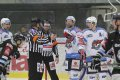 Ivan Huml a Marek Tomica vs. rozhodčí