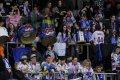 Chomutovští bubeníci se během zápasu s Mladou Boleslaví opravdu činili