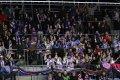 Fanoušci Pirátů si proti Plzni zakřičeli gól jednou