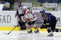 Karel Hromas unikající Ivanu Jankovičovi strávil na ledě v posledním domácím utkání baráže  8 minut a 21 vteřin, během kterých třikrát vystřelil, zaznamenal jeden hit a byl jednou vyloučen