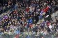 Vyrovnané utkání napjatě sledovalo 3814 diváků