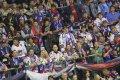 V kotli se sešlo hodně fanoušků, kteří hodlají oživit funkčnost fanklubu