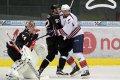 Michal Poletín bojuje o pozici před Šilinem s Jevgenijem Medveděvem