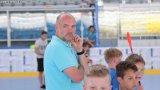 Omezení sportování dětí bude mít velké důsledky, říká trenér David Svozil