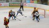 Junioři: Dva body na Dukle zařídil 11 vteřin před sirénou kapitán Jan Vašenka