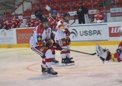 Juniorka ve vyrovnaném utkání podlehla Vítkovicím. Prodloužení však vyhrála