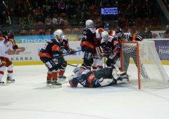 Olomouc po suverénním výkonu udolala Piráty a opět slaví domácí vítězství!