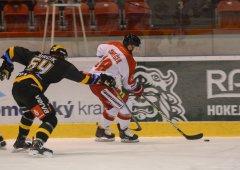 Mora si pohlídala dramatický závěr a porazila Litvínov