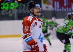 Je to velká úleva, oddychl si po vítězství v Litvínově Rostislav Olesz