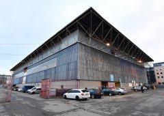 Plecharéna se dočká nové střechy