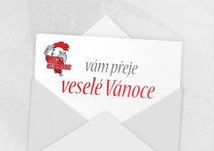 HC Olomouc přeje krásné a šťastné vánoční svátky