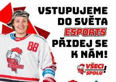 Chceš hrát za Kohouty? Zapoj se do ENYAQ Hockey League