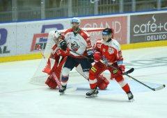 Kohouti i přes úporný boj nestačili na Pardubice a v Generali Česká Cupu stále čekají na první body