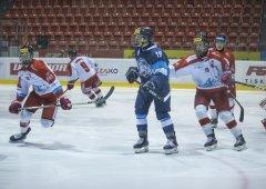 Junioři v divoké přestřelce nestačili na Liberec