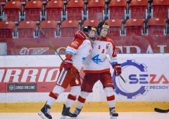 Dramatický zápas juniorů se Slavií rozhodl v poslední vteřině prodloužení Handl