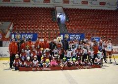 Pojď hrát hokej znovu lákalo na olomoucký led. Zájemců bylo ještě více než loni
